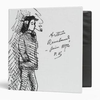 Arthur Rimbaud junio de 1872