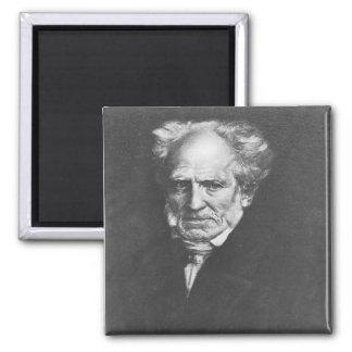 Arthur Schopenhauer Imán Cuadrado