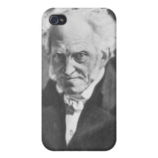 Arthur Schopenhauer iPhone 4 Carcasas