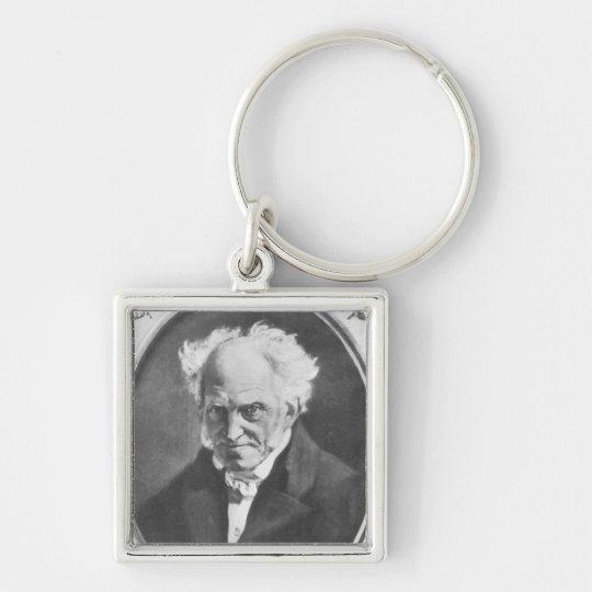 Arthur Schopenhauer Keychain