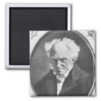 Arthur Schopenhauer Magnet