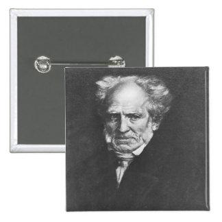Arthur Schopenhauer Pinback Button