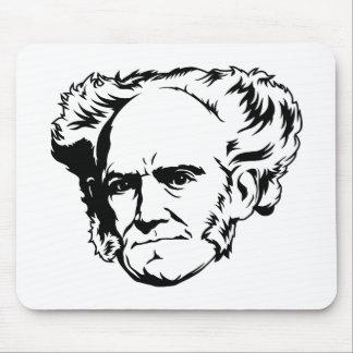 Arthur Schopenhauer Portrait Mouse Pad