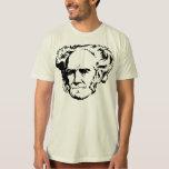 Arthur Schopenhauer Portrait Tee Shirts