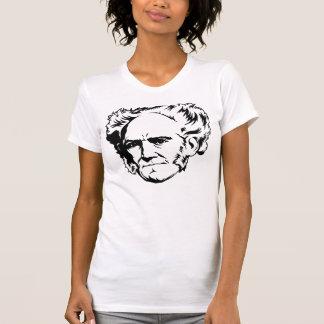 Arthur Schopenhauer Portrait Tank Top