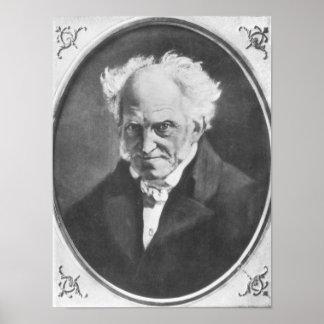 Arthur Schopenhauer Póster