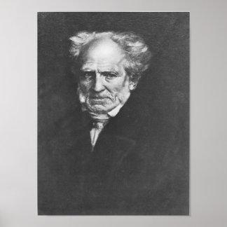 Arthur Schopenhauer Poster