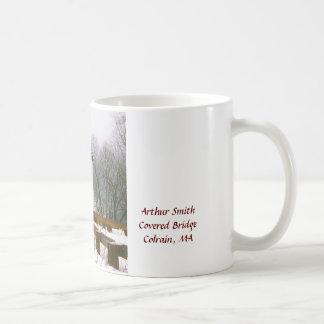 Arthur Smith Covered Bridge Coffee Mug