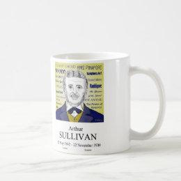 Arthur Sullivan Coffee Mug