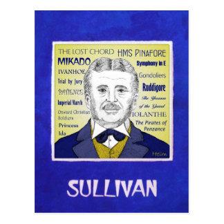 Arthur Sullivan Post Card