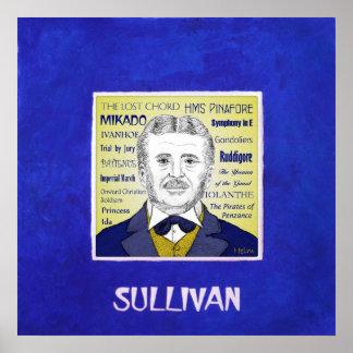 Arthur Sullivan print