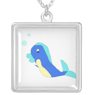 Arthur the Fish necklace