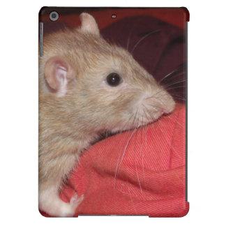 Arthur the rat iPad Air case