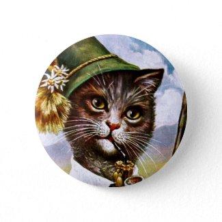 Arthur Thiele: Bavarian Alps Cat