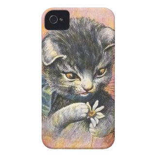 Arthur Thiele - Cat in Love Case-Mate iPhone 4 Cases