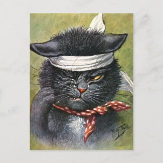 Arthur Thiele: Cat with Toothaches