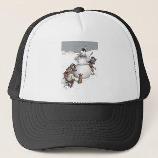 Arthur Thiele - Kittens Play Hide and Seek Trucker Hat