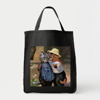 Arthur Thiele - Lovely Country Cats Tote Bag