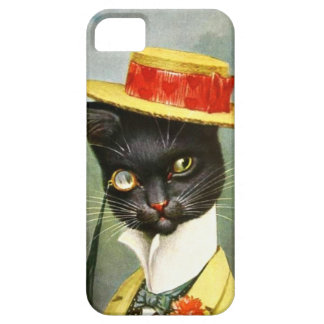 Arthur Thiele - Mr. Cat iPhone SE/5/5s Case