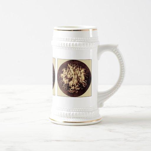 Arthur Wellesley ~ 1st Duke of Wellington Coffee Mugs