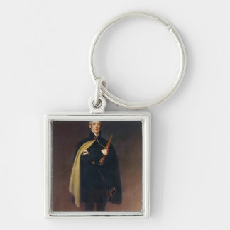 Arthur Wellesley  Duke of Wellington Keychain