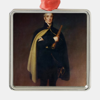 Arthur Wellesley  Duke of Wellington Metal Ornament