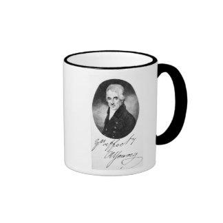 Arthur Young Ringer Coffee Mug