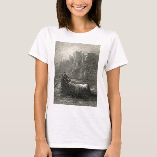 Arthurian legend: The Body of Elaine T-Shirt