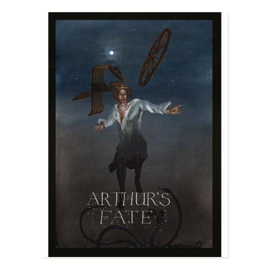 Arthur's Fate Postcard
