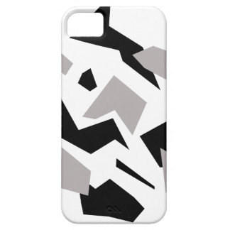 Artic Camo iphone iPhone 5 Case