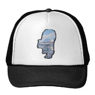 Artic Polar Bear Trucker Hat
