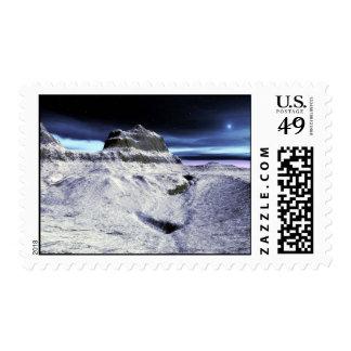 Artic Slumber Stamps