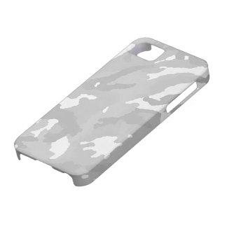 Artic Snow Camo iPhone Case iPhone 5 Case