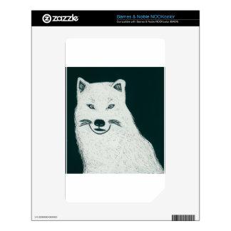 Artic Wolf.jpg Skins For NOOK Color