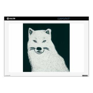 Artic Wolf.jpg Skins For Laptops