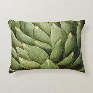 Artichoke, 1613 decorative pillow