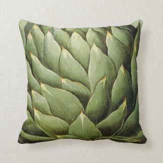 Artichoke, 1613 pillow