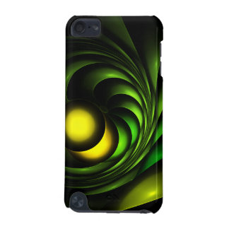 Artichoke Abstract Fractal Artwork iPod Touch (5th Generation) Case