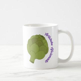 Artichoke Aficionado Mug
