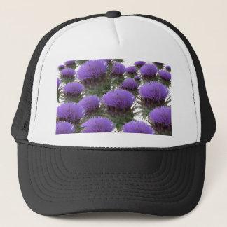 Artichoke Blooms Trucker Hat