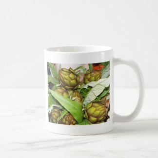 Artichoke Coffee Mug