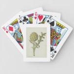 Artichoke: Cynara scolymus, c.1568 Bicycle Playing Cards