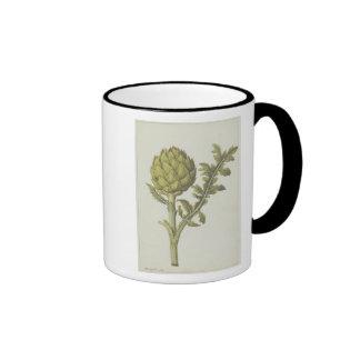 Artichoke: Cynara scolymus, c.1568 Coffee Mugs