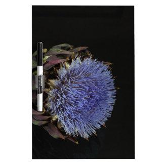 Artichoke flower Dry-Erase board