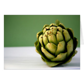 Artichoke Greeting Cards