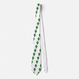 Artichoke Neck Tie