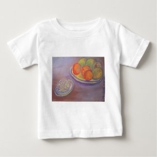 Artichoke, Oranges and Mangoes Baby T-Shirt