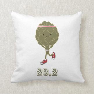 Artichoke Runner,  26.2 Pillow