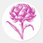 Artichoke Stickers
