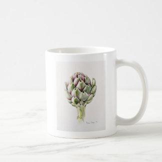 Artichoke Study 1993 Coffee Mug